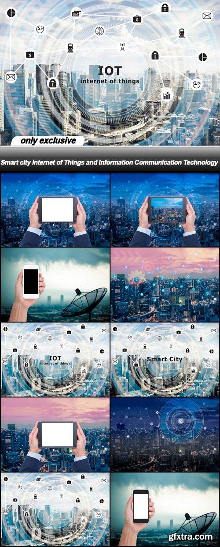 Smart city Internet of Things and Information Communication Technology - 10 UHQ JPEG