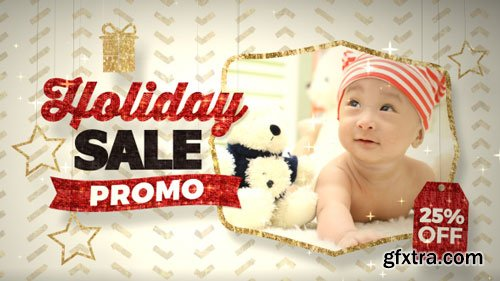 Videohive - Holiday Sale Promo - 18467098