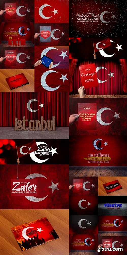Turkish holidays and weekends