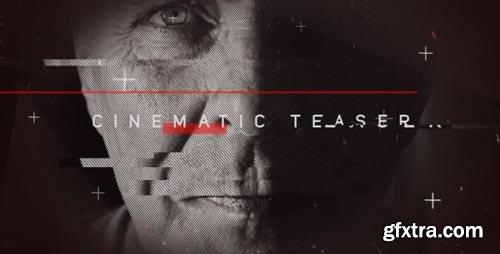 Videohive - Cinematic Teaser - 18446270
