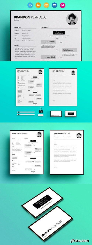 CM - Resume / CV -