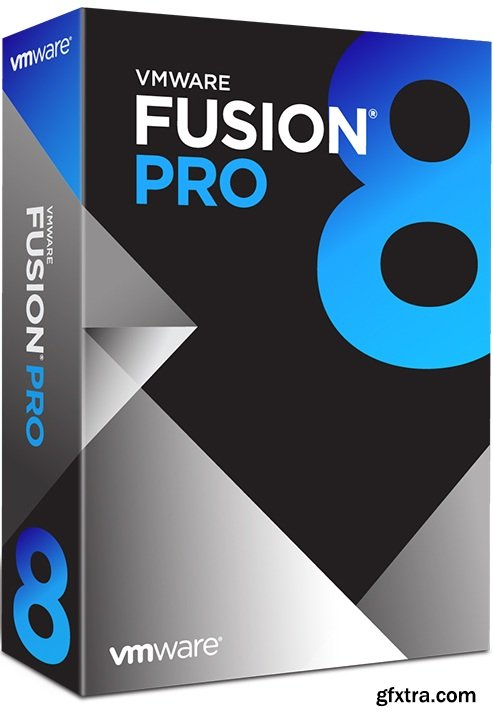 VMware Fusion PRO 8.5.1-4543325 Extended Edition (Mac OS X)