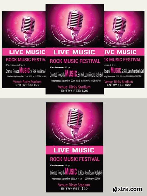 CM - Music Festival Flyer 967645