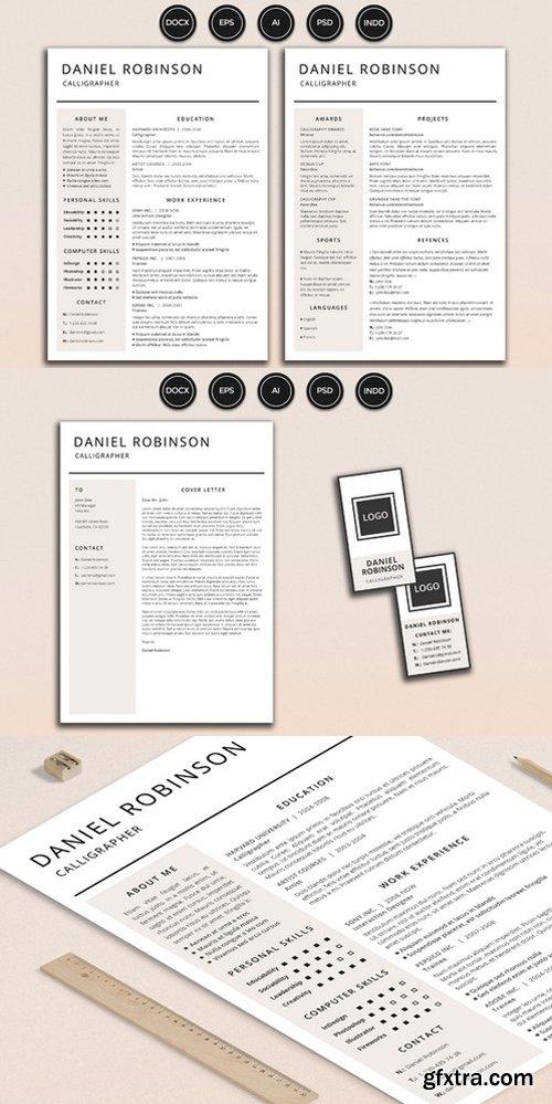 CM - Resume/CV - Robinson 742372