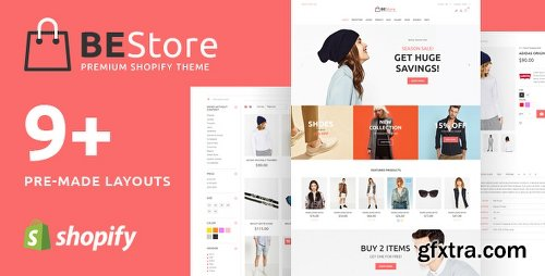 ThemeForest BEStore - Shopify theme 18015921