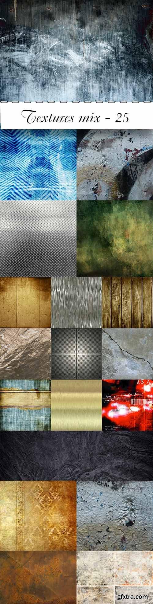 Textures mix - 25