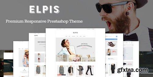 Themeforest JMS Elpis - Premium Responsive Prestashop Theme 14720957