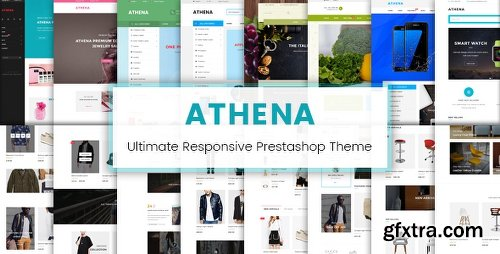 Themeforest JMS Athena - Ultimate Multipurpose Responsive Prestashop Theme 17098603