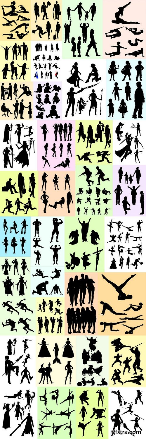 Silhouette. Good use for symbol, logo, web icon, mascot, sign, or any design you want