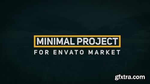 Videohive - 20 Minimal Titles - 17739449