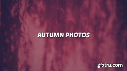 Autumn Photos - After Effects Templates