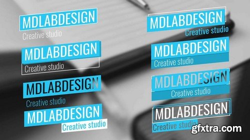 Corporate Lower Thirds - After Effects Templates