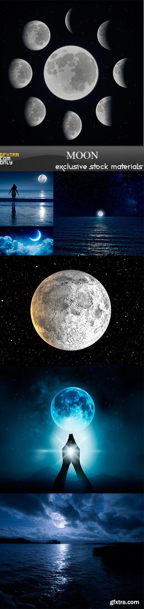 Moon - 7UHQ JPEG