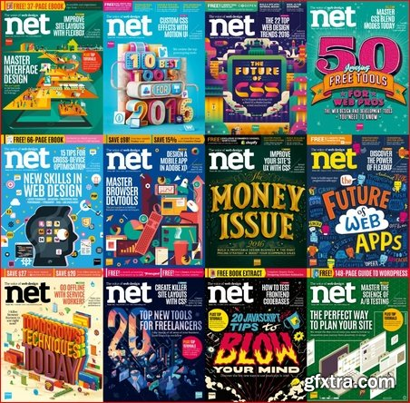 net - 2016 Full Year Issues Collection