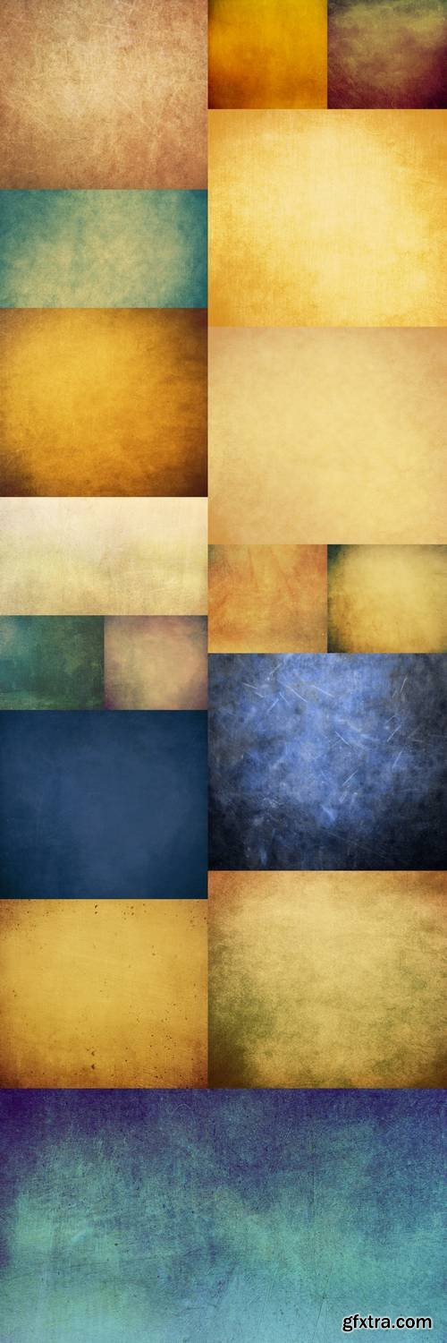 Grunge Textures & Backgrounds 11
