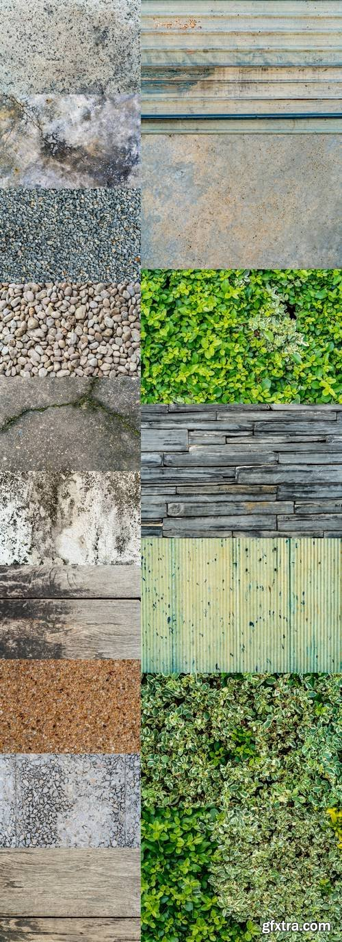 Backgrounds & Textures Mix 5