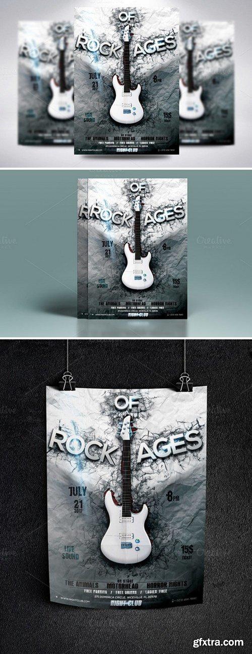 CM - Rock Of Ages Flyer 983208