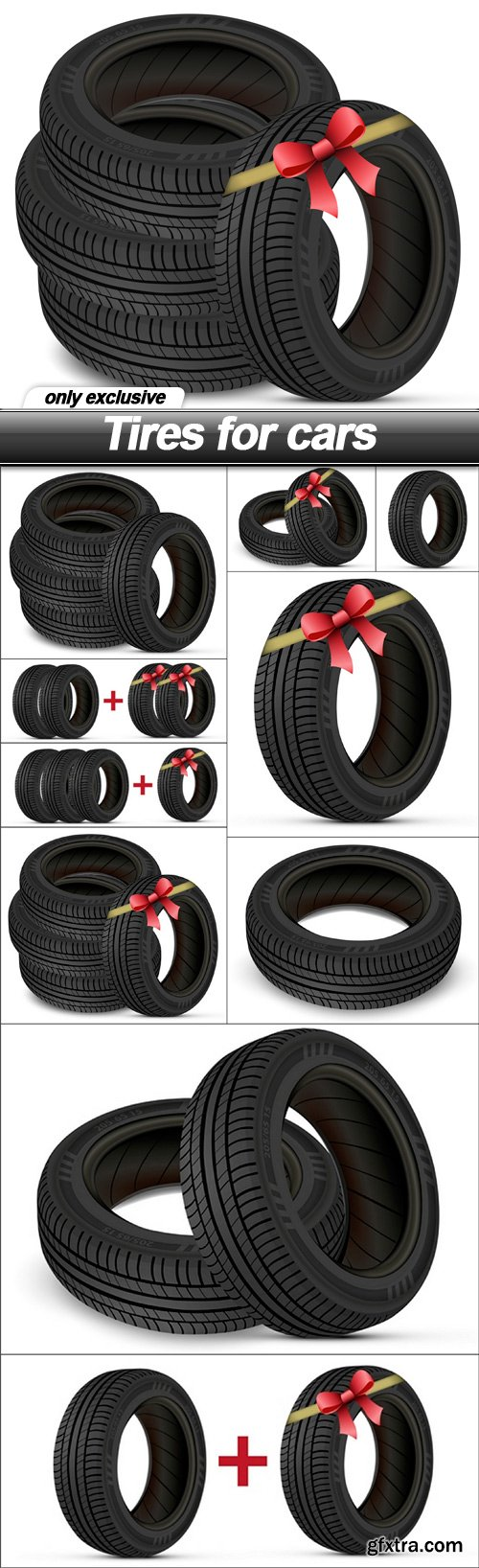 Tires for cars - 10 EPS