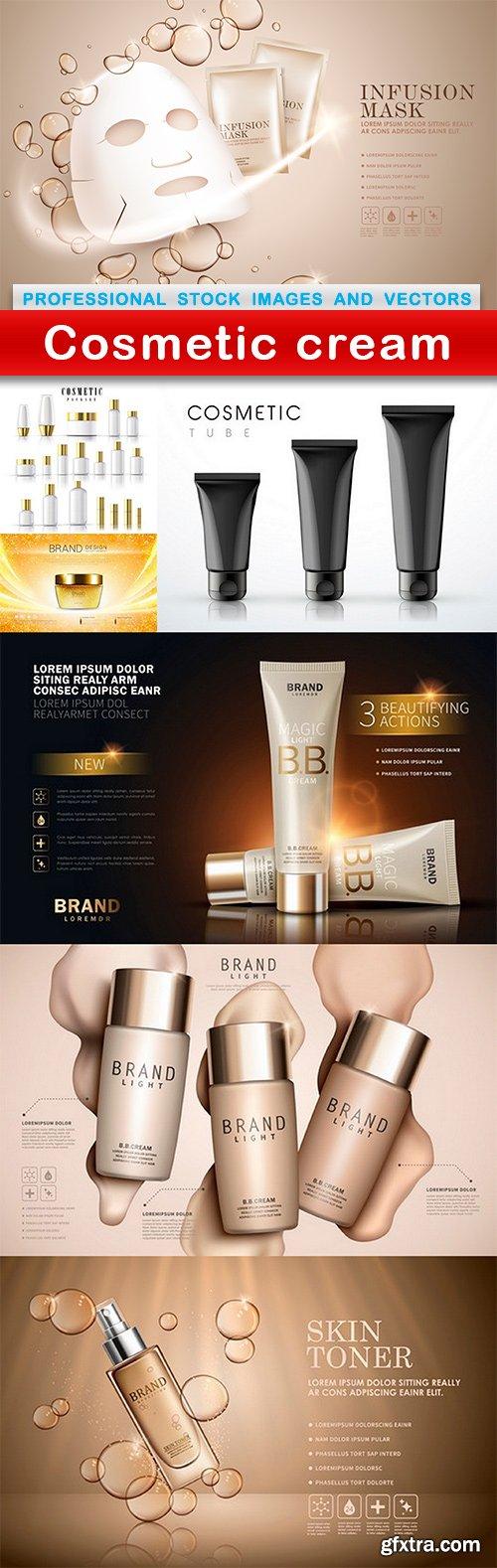 Cosmetic cream - 7 EPS