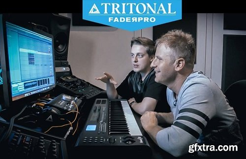 FaderPro In The Studio With Tritonal TUTORiAL-DECiBEL