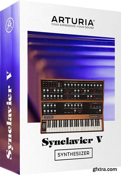Arturia SYNCLAVIER V v1.0.4.1109 MacOSX-PiTcHsHiFteR