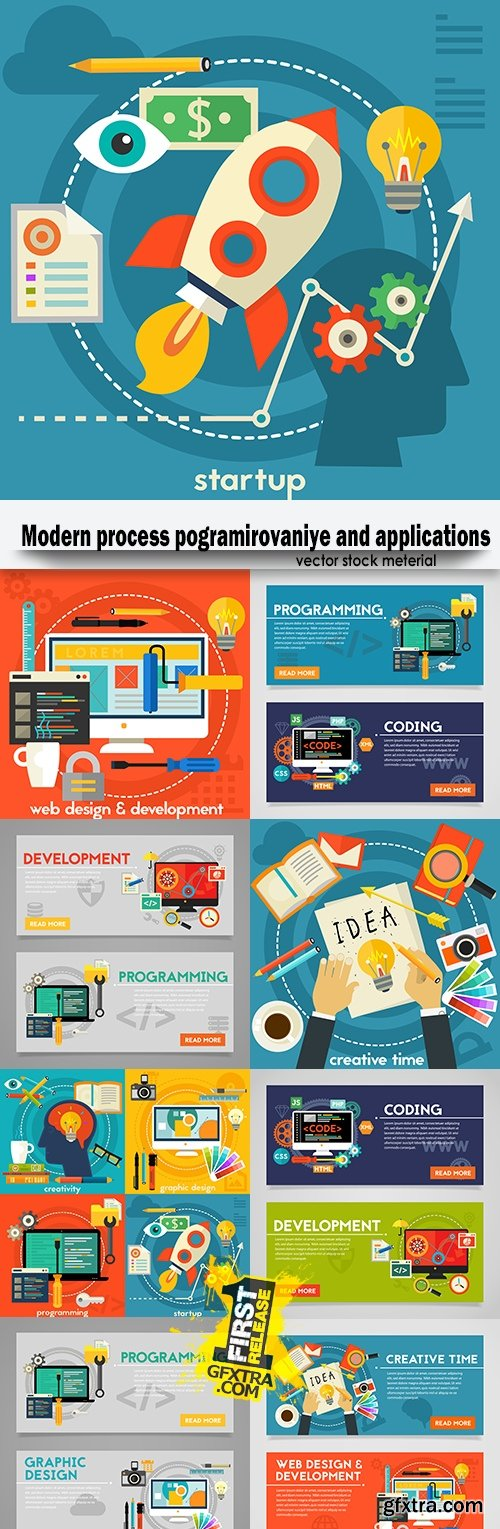 Modern process pogramirovaniye and applications