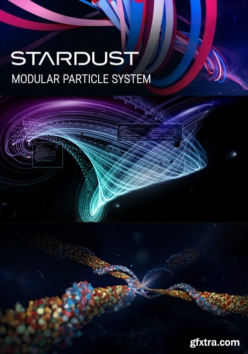 Superluminal Stardust v0.9.1 for After Effects CC+ (Mac OS X)