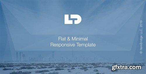 ThemeForest - LightDose - Flat&Minimal Responsive HTML Template (Update: 25 April 14) - 6470272