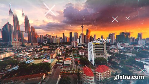 Videohive Digital Parallax Slideshow I Opener 17388666