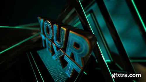 Videohive LED Studio Logo 6474892