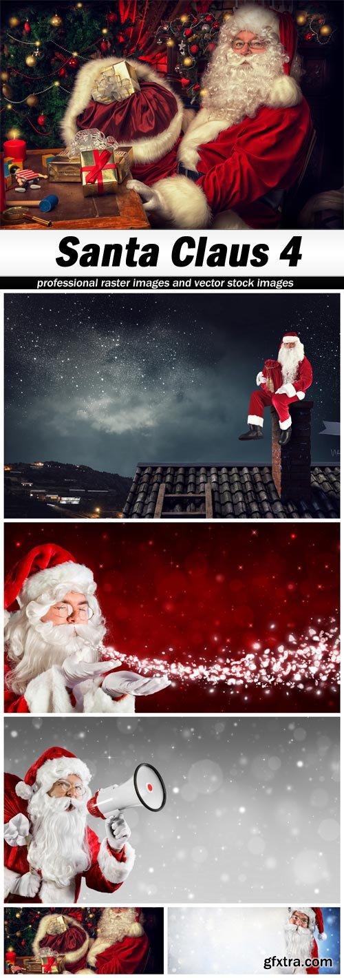 Santa Claus 4 - 5 UHQ JPEG