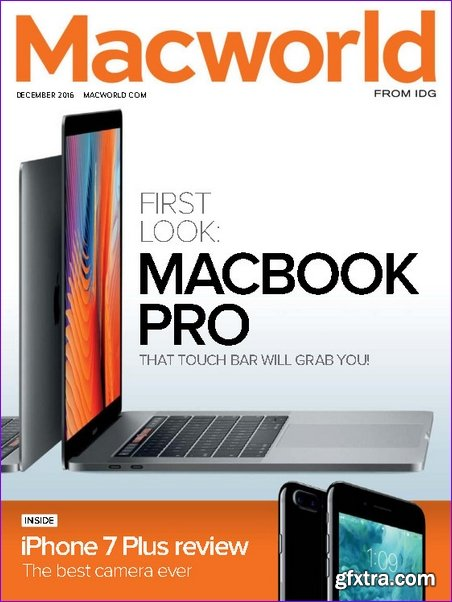 Macworld USA - December 2016