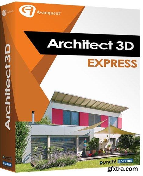 Architect 3D 2017 v19.0.0 Express ISO