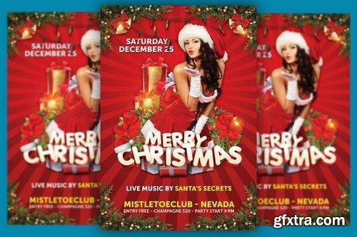CM - Merry Christmas Flyer 925774