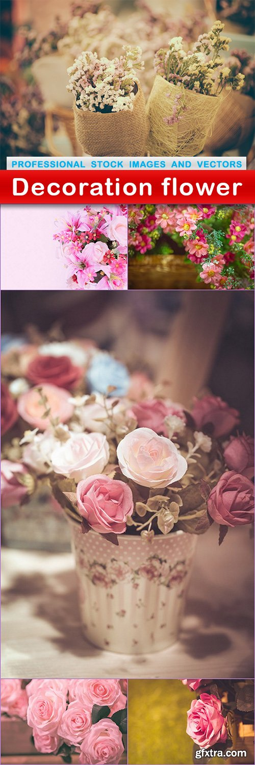 Decoration flower - 6 UHQ JPEG
