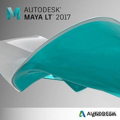 Autodesk Maya LT 2017 (x64) Update 2