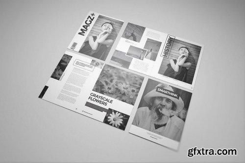 Letter Brochure/ Booklet Mockups