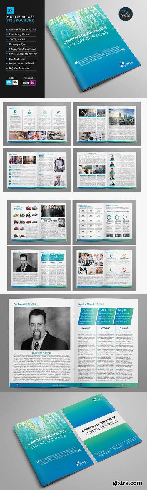 CM - Multipurpose Business Brochure 38 753235