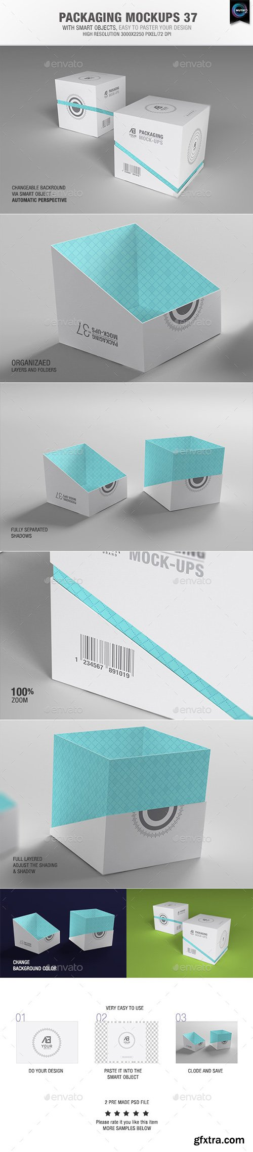 Graphicriver Packaging Mock-ups 37 9760449