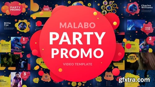 Videohive - Malabo / Party Promo - 18740584