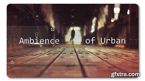 Videohive - Ambience Urban   Parallax Slideshow - 18744657