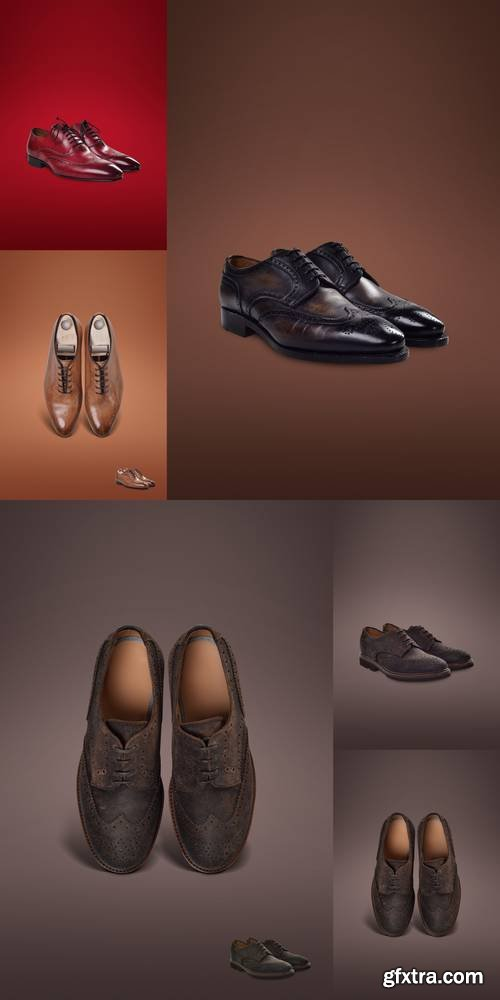 Men Suede Shoes