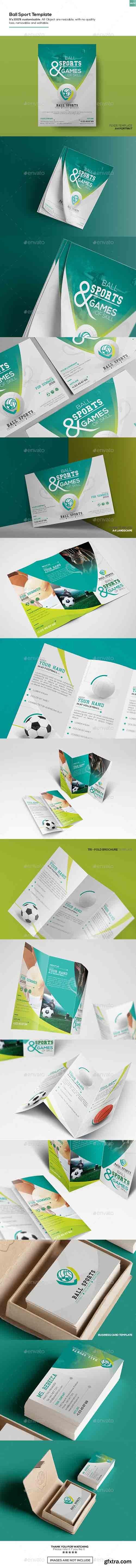 GR - Ball Sport - Set Template 15736437