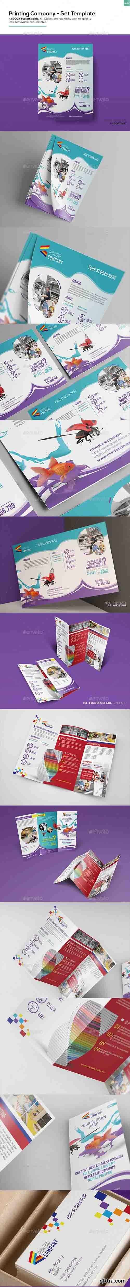 GR - Printing Company - Set Template 15562885