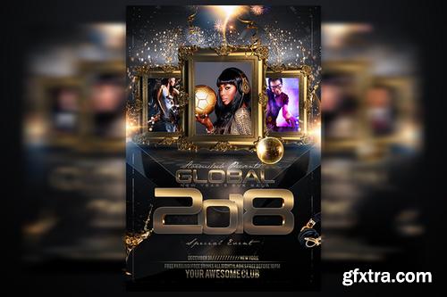 CM - New Years Eve Around the World 959810