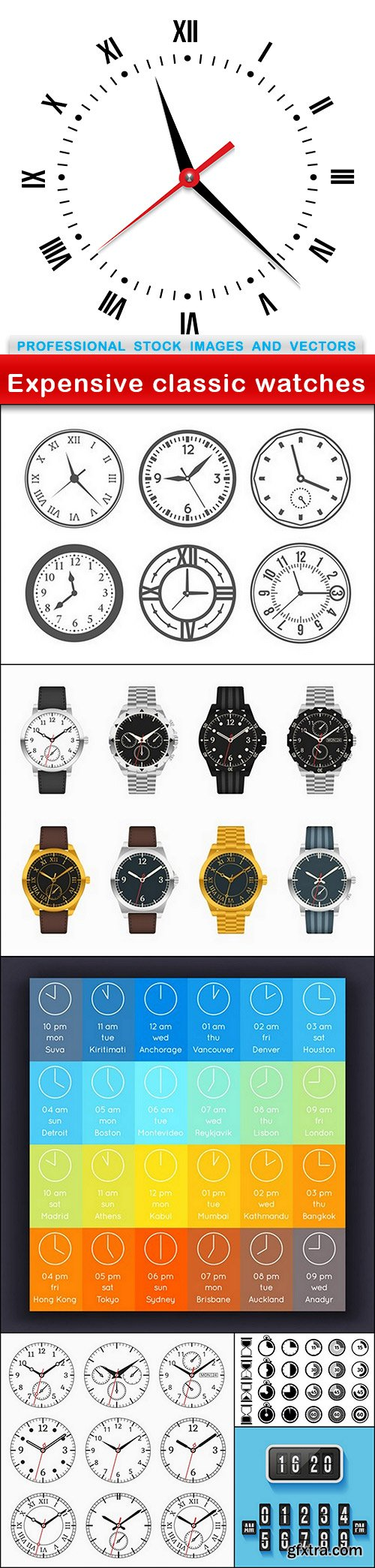 Expensive classic watches - 7 EPS