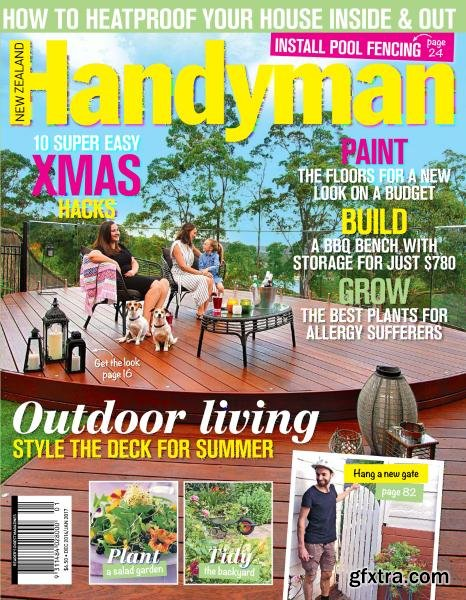 New Zealand Handyman - December 2016 - January 2017