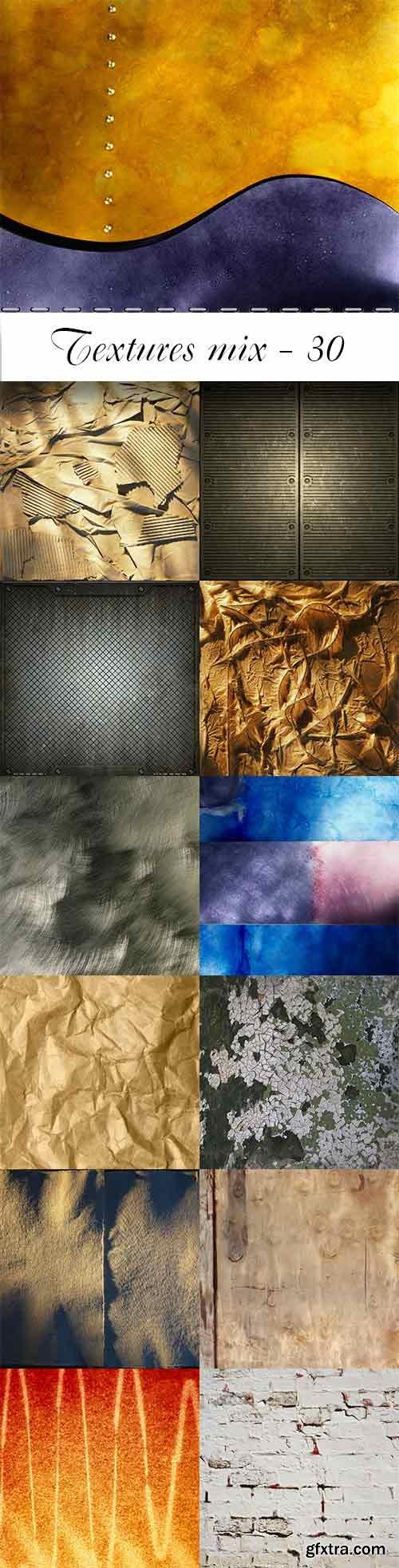 Textures mix - 30