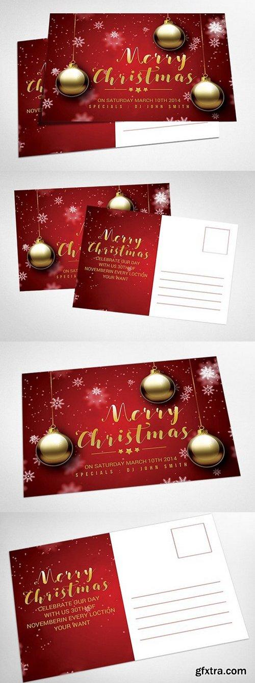 CM - Christmas Postcard 942732