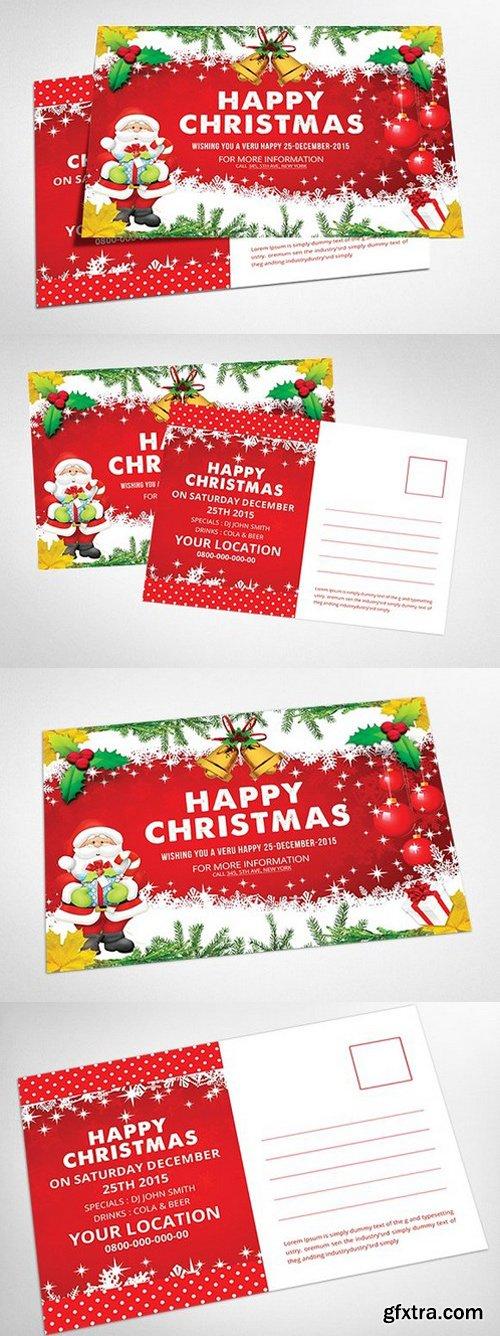CM - Christmas Postcard 940526